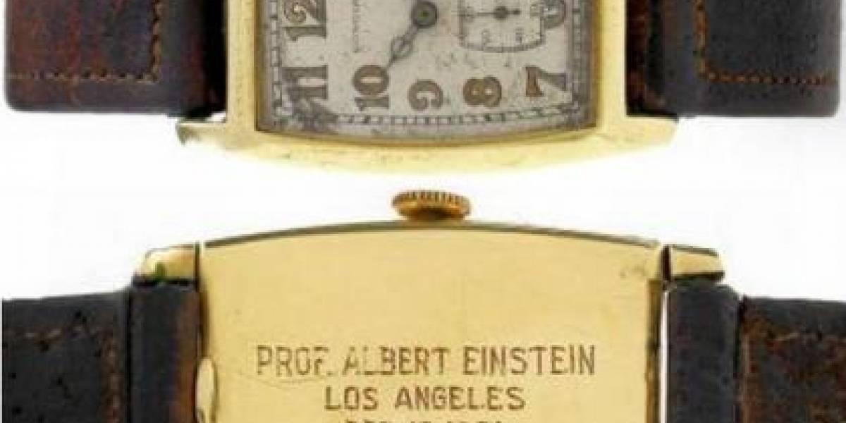 Reloj de Albert Einstein en subasta