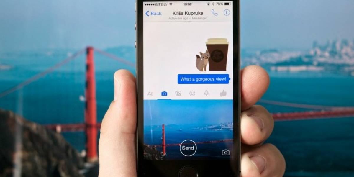 Facebook Messenger podría próximamente permitir realizar y recibir pagos