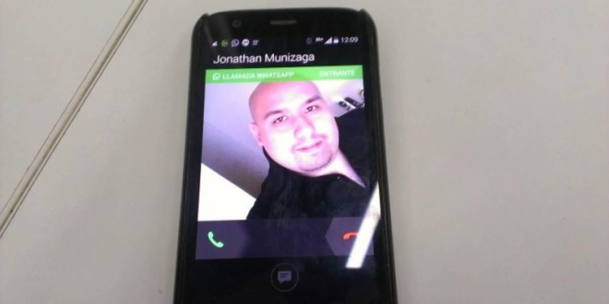 Primeras impresiones de las llamadas de voz en WhatsApp