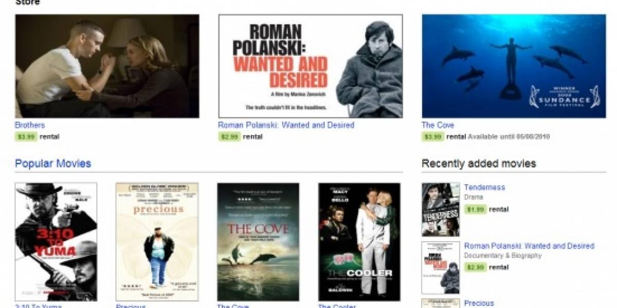 YouTube comienza a ofrecer arriendo de películas y series de TV
