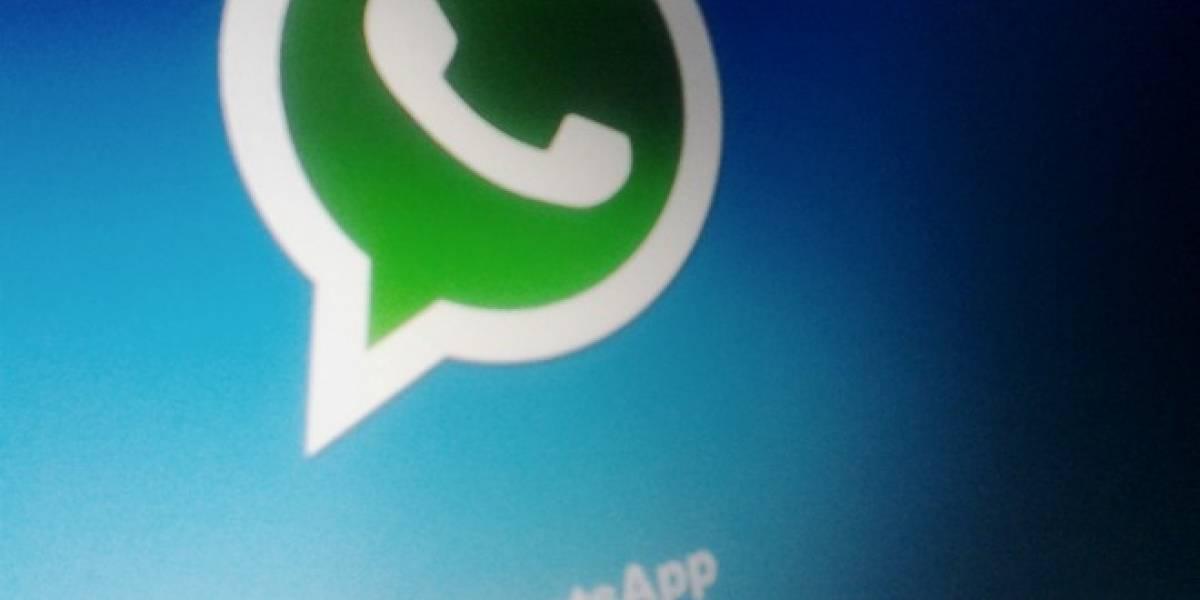 Surge más evidencia de la versión web de WhatsApp