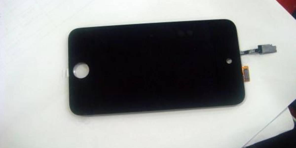 Primeros indicios e imágenes del iPod Touch de 4ta generación: FaceTime