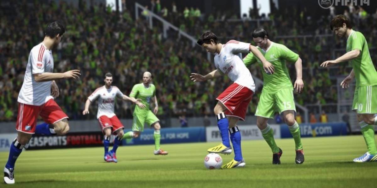 Ultimate Team de FIFA 14 podrá transferirse de la actual a la nueva generación