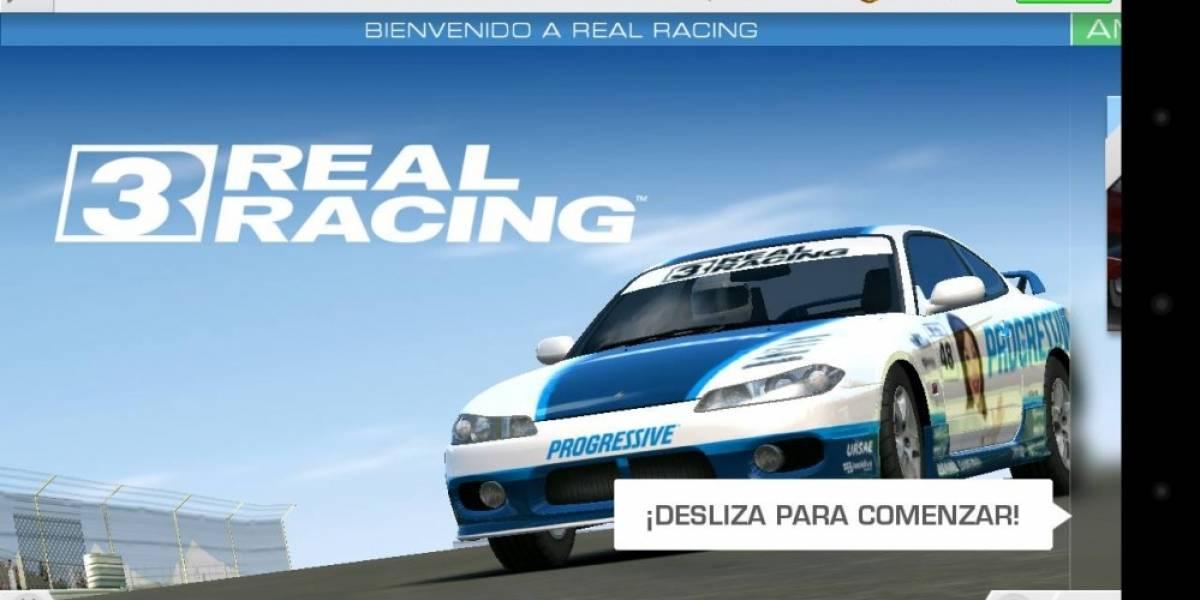 Bug en Real Racing 3 te regala 500 millones de monedas y oro