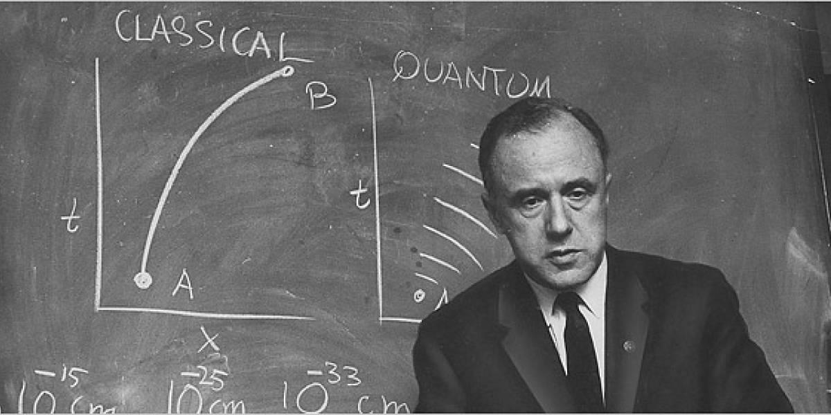 QEPD: Falleció el físico John Archibald Wheeler quién desarrolló la bomba atómica