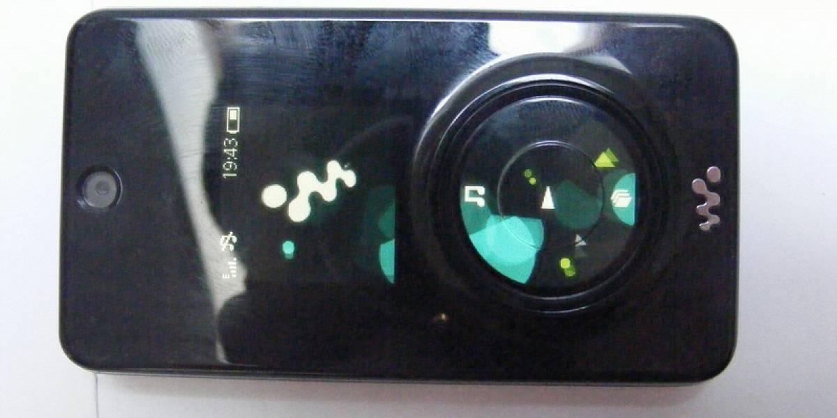 Sony Ericsson W707: Alicia no iba en el coche