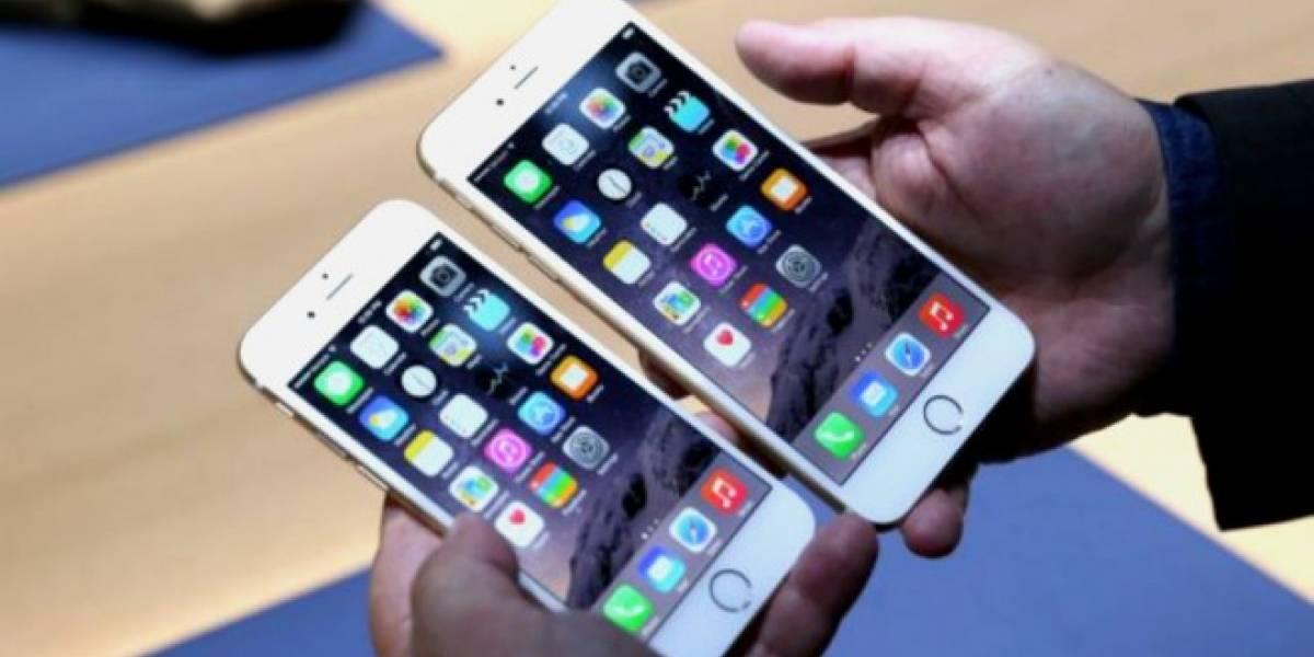 Foxconn tiene problemas para surtir la demanda del iPhone 6