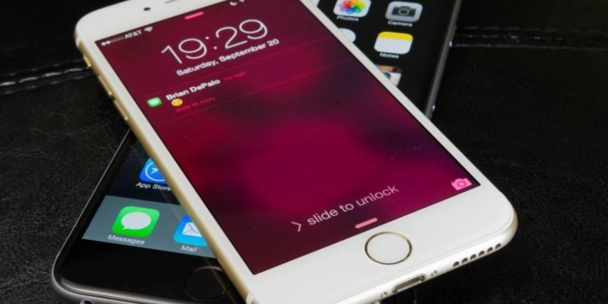 Apple señala que iOS 8 ya se encuentra en el 60% de los iPhone y iPads