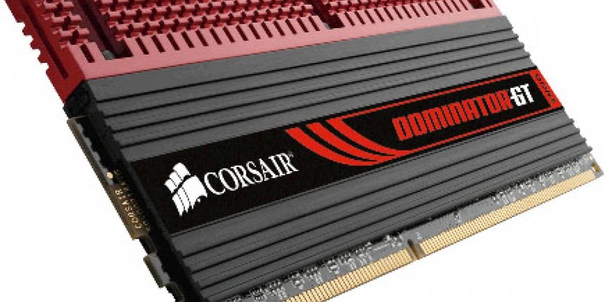 Corsair lanza DDR3 a 2625MHz