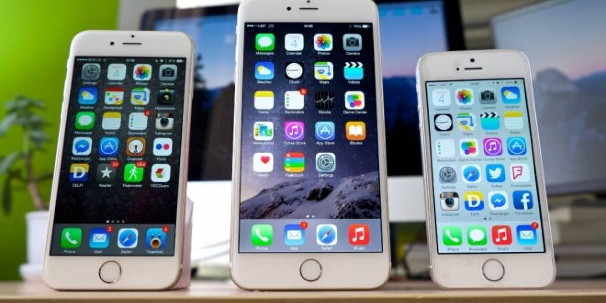 iPhone 6 se vende 3 veces más que el 6 Plus, estiman analistas