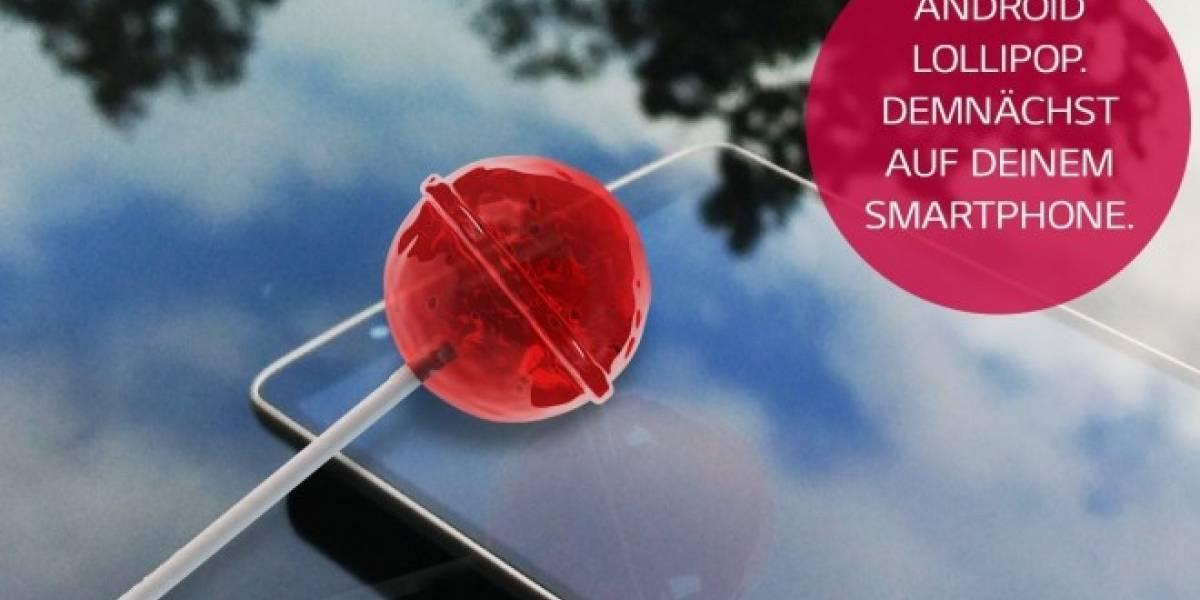 LG G2 recibirá Android Lollipop un poco después que llegue al G3
