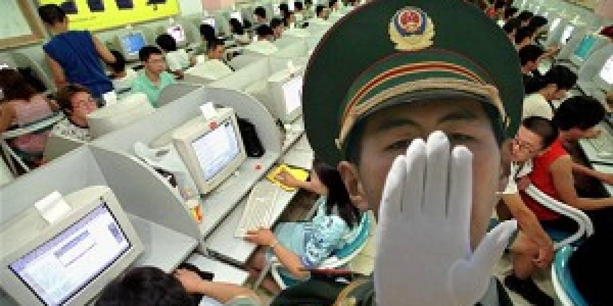 China agrega más controles en los cibercafés