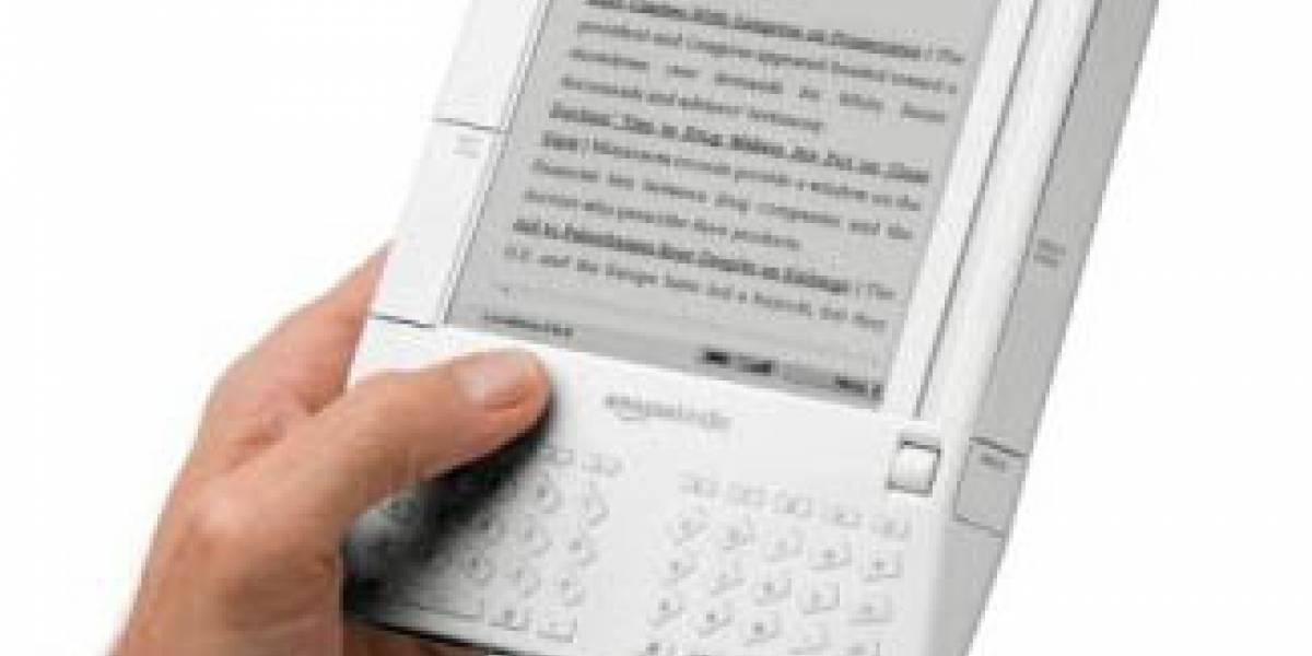 Nuevo Kindle llegaría en agosto