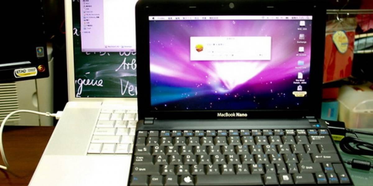 Presentamos el nuevo MacBook Nano que nunca existió