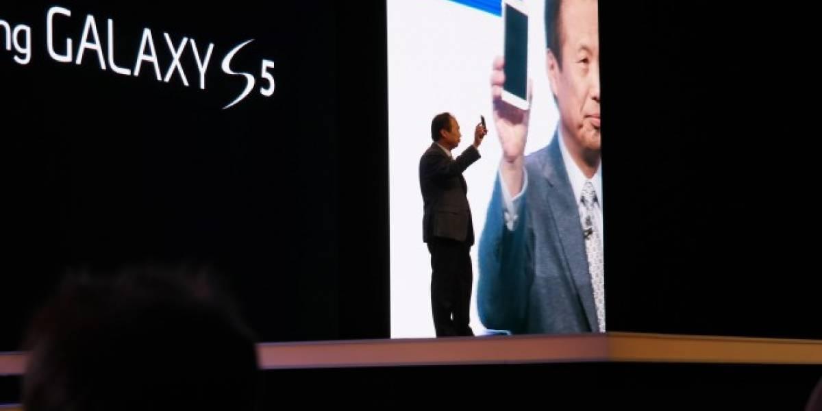 PayPal permitirá comprar y pagar con el lector de huellas del Samsung Galaxy S5