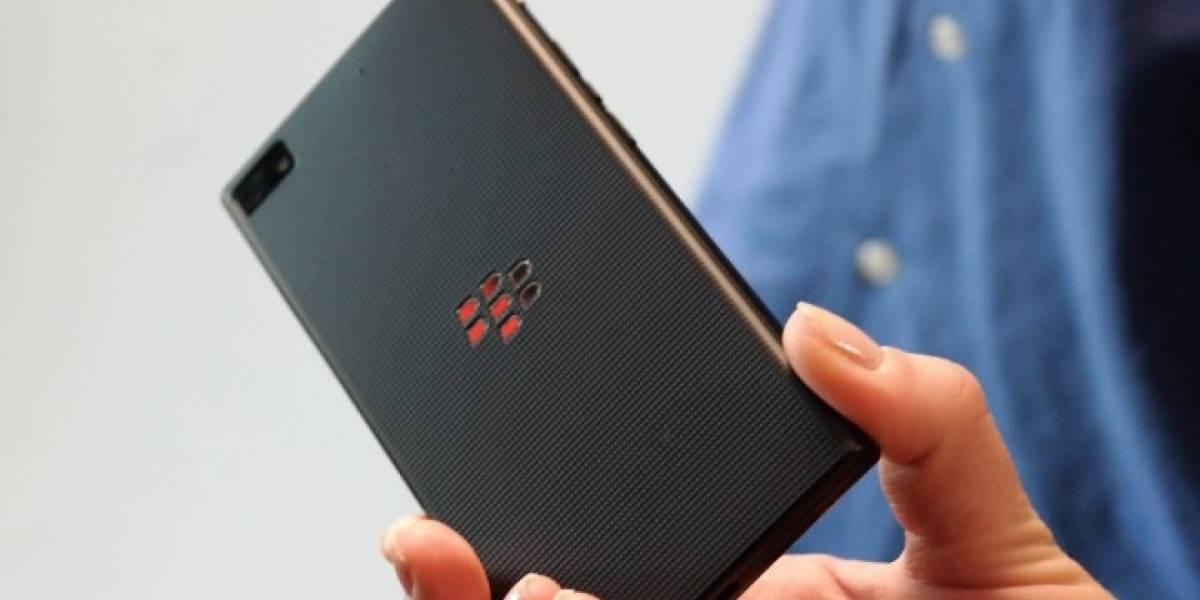 CEO de BlackBerry dice que vendería BBM por USD$19.000 millones
