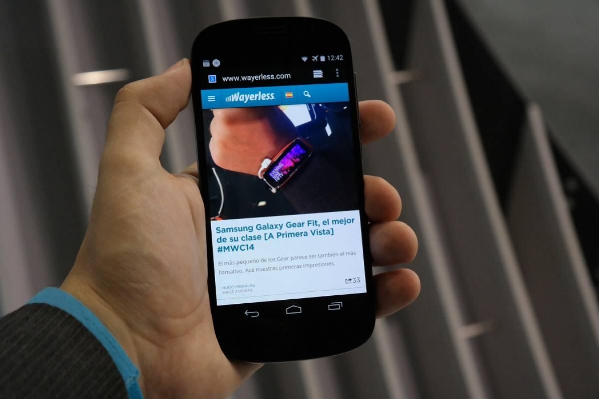 YotaPhone renueva su cara con nuevo móvil en #MWC14 [A Primera Vista]
