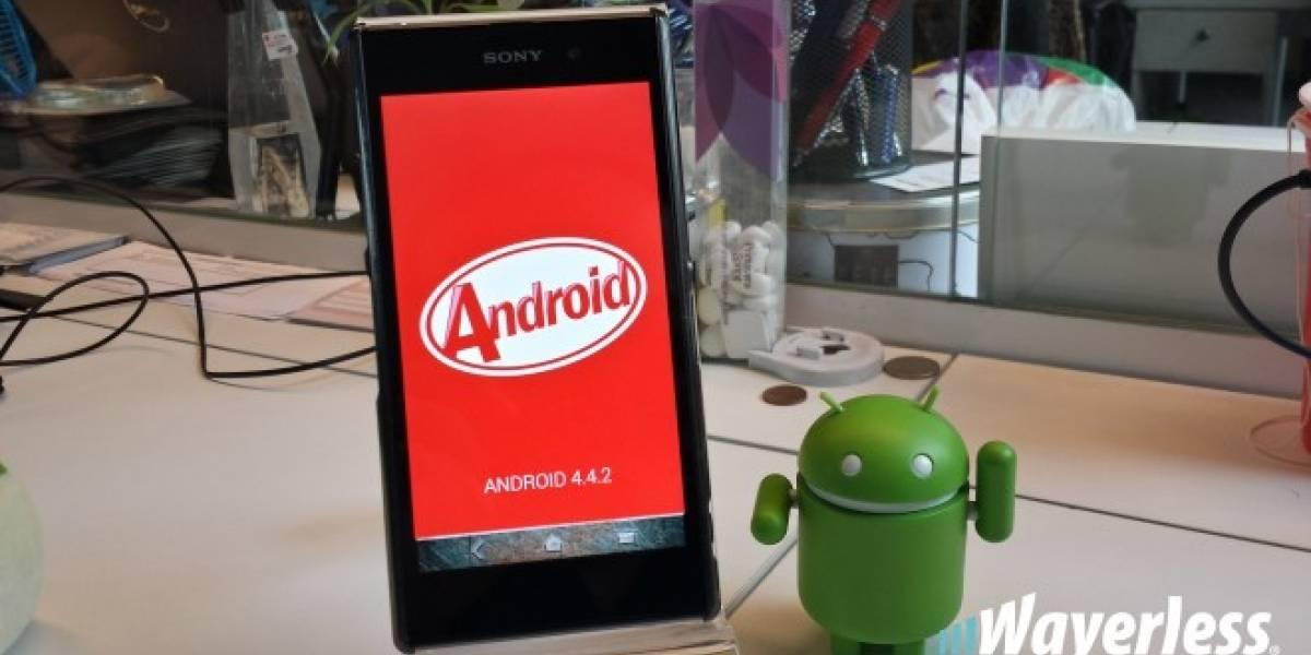 En mayo Sony actualizará a Android KitKat más dispositivos Xperia