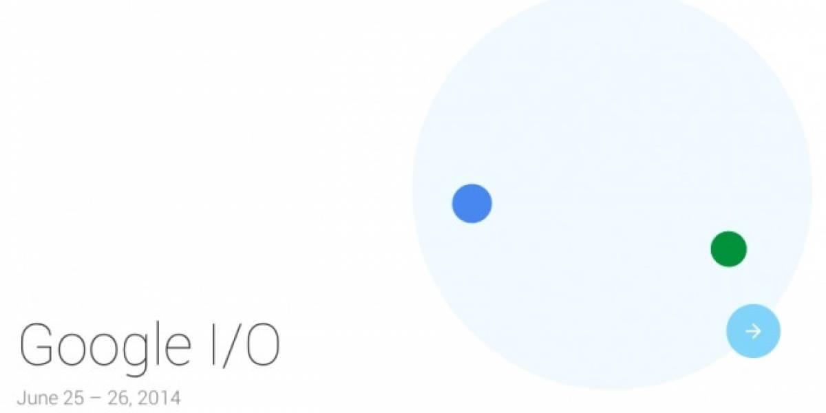 Google I/O 2014 tendrá un especial enfoque hacia el diseño