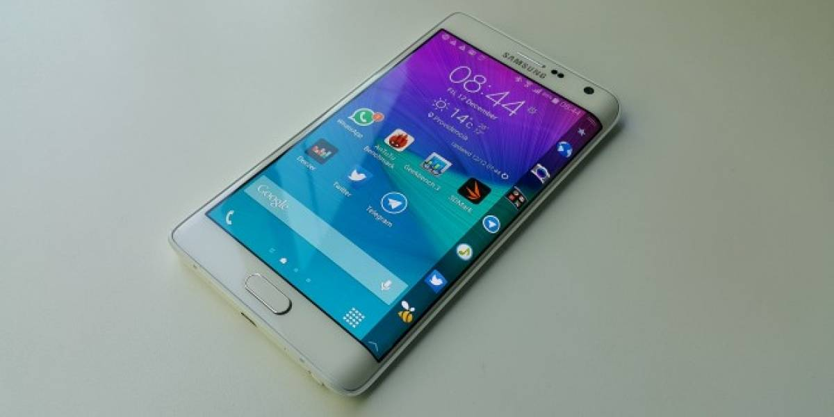 Review Samsung Galaxy Note Edge [W Labs]