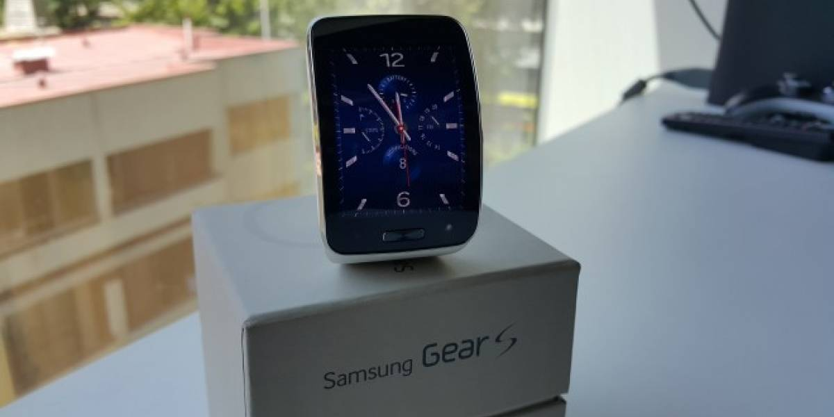Review Samsung Gear S [W Labs]