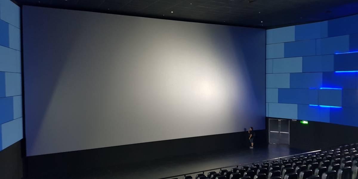 Revolucionaria tecnología llega a uno de los principales cines del país