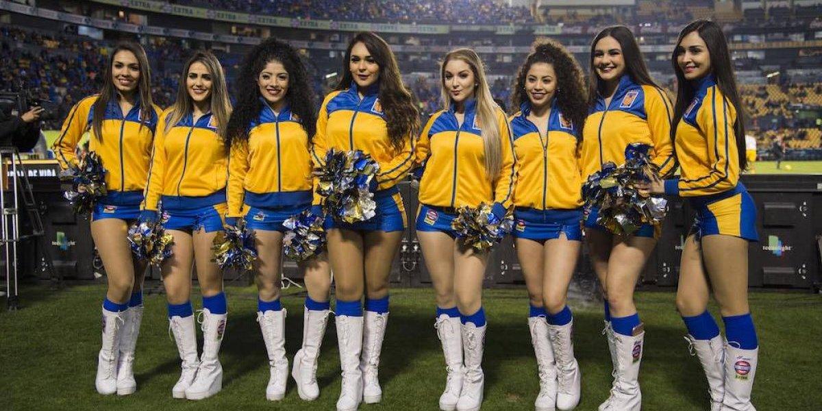Las chicas de la jornada 4 del Clausura 2018