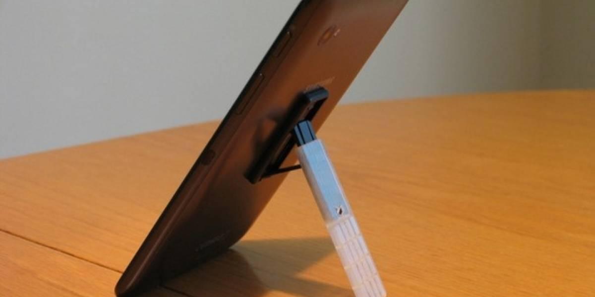 Kickstand4u, un soporte para todo tipo de dispositivos móviles