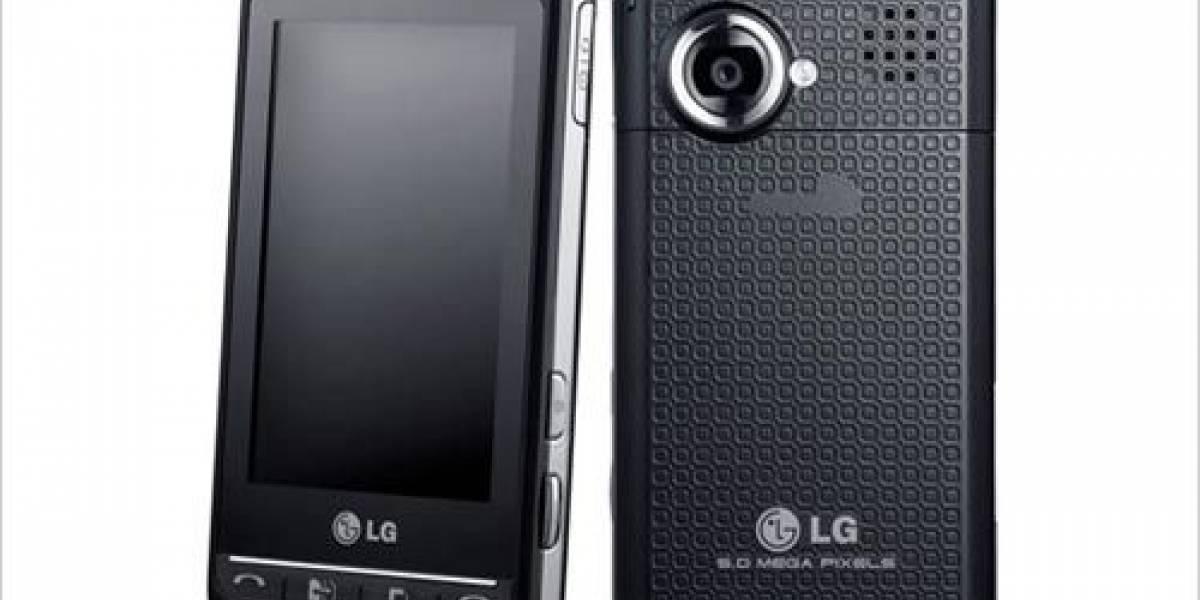 LG KS660: Celular con doble tarjeta SIM