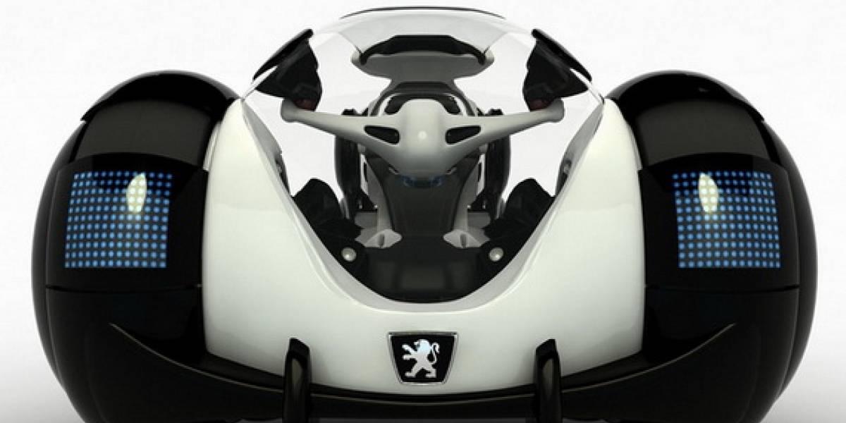 Colombiano gana el Concurso de Diseño de Peugeot