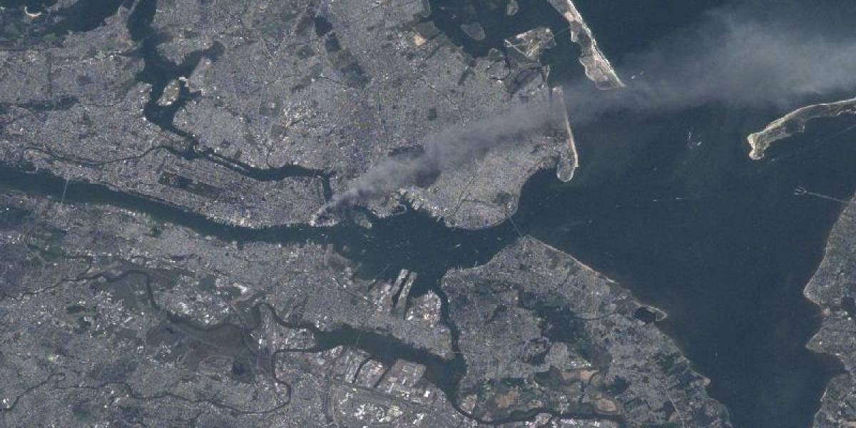 Sin palabras™: NASA recuerda el 11 de Septiembre del 2001