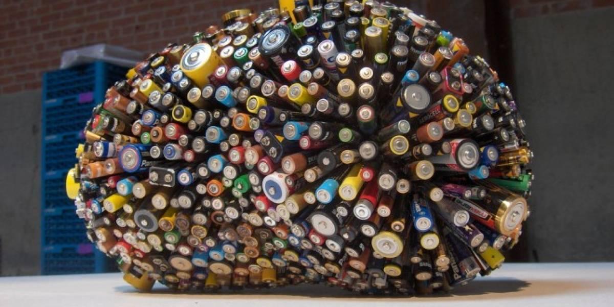 Científicos encuentran origen de los fallos en baterías recargables