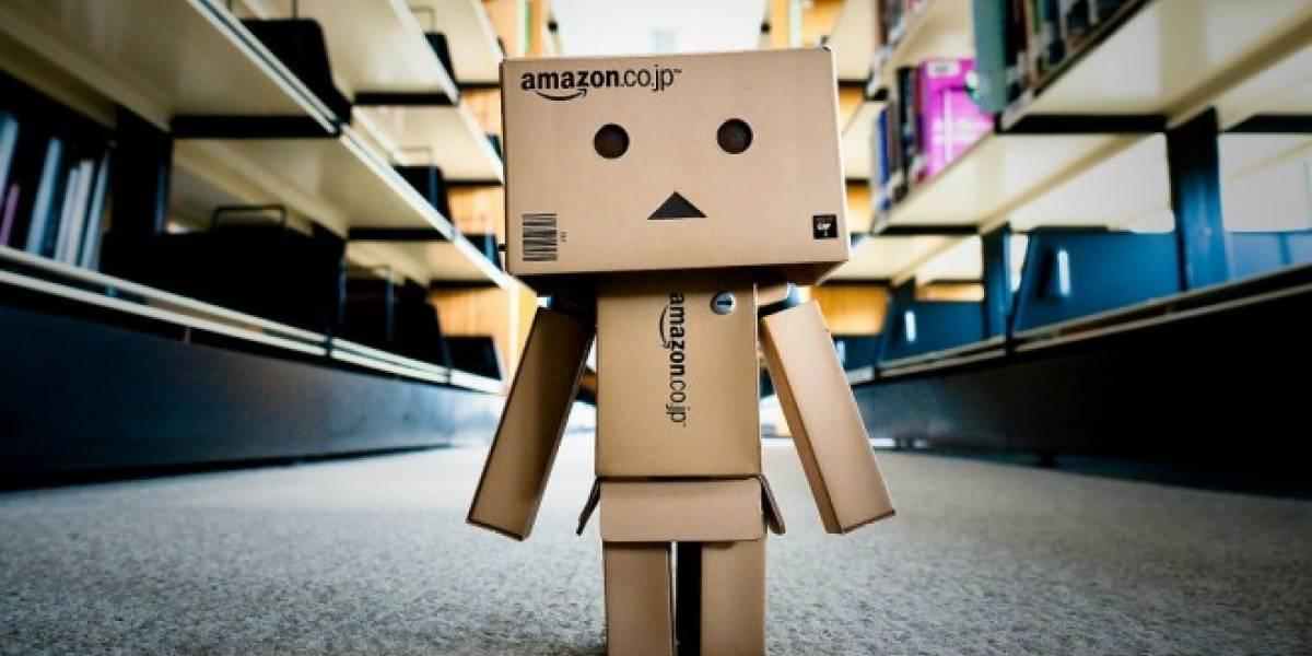 Amazon agregó discretamente su tienda de aplicaciones a su app oficial