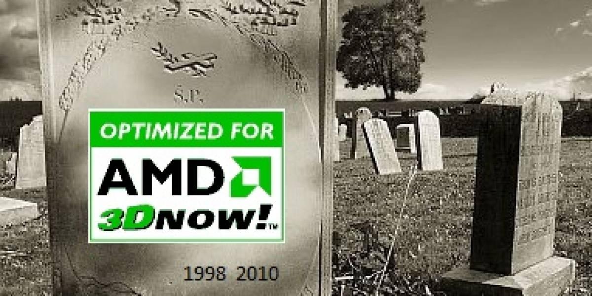 AMD Bulldozer, Bobcat y Llano ¿sin 3DNow!?