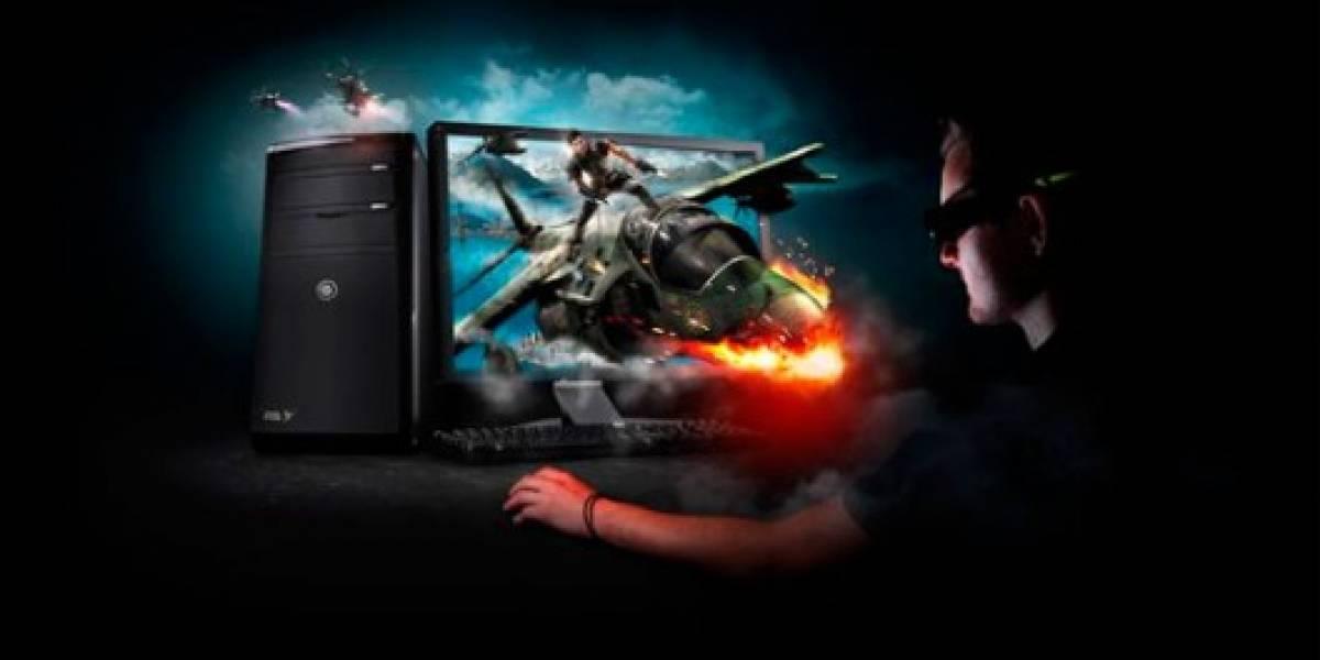 ASUS y NVIDIA tendrán PCs 3D