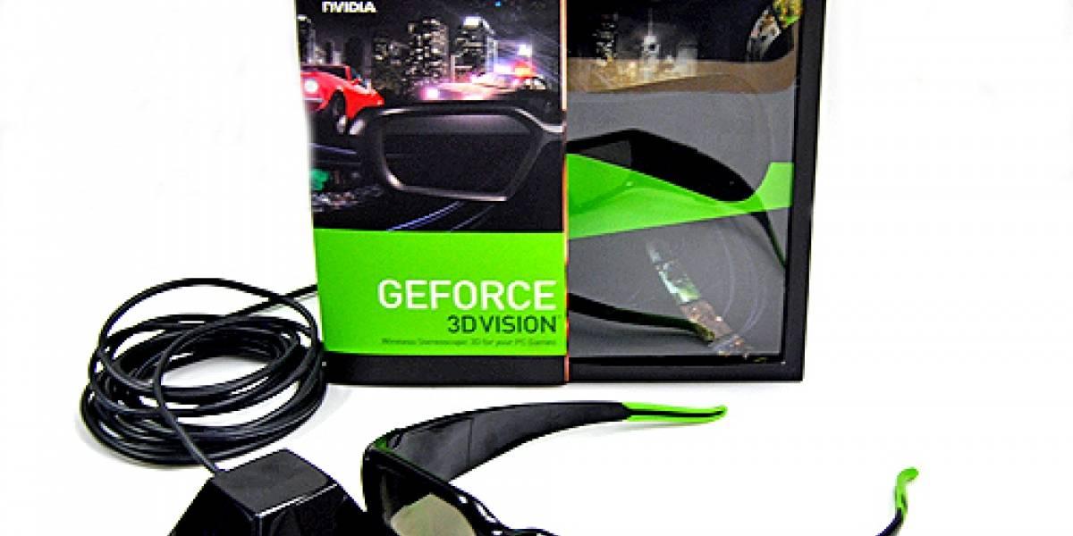 Nvidia clama que 1000 productos soportan su tecnología 3D Vision