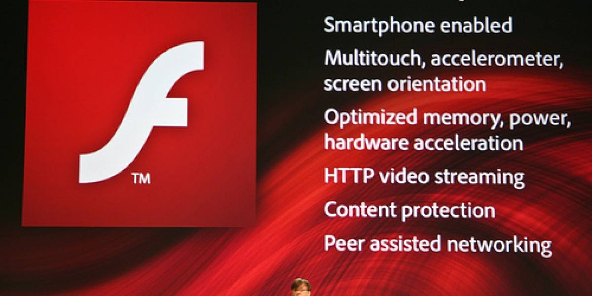 Flash Player 10.1 RC listo para descarga