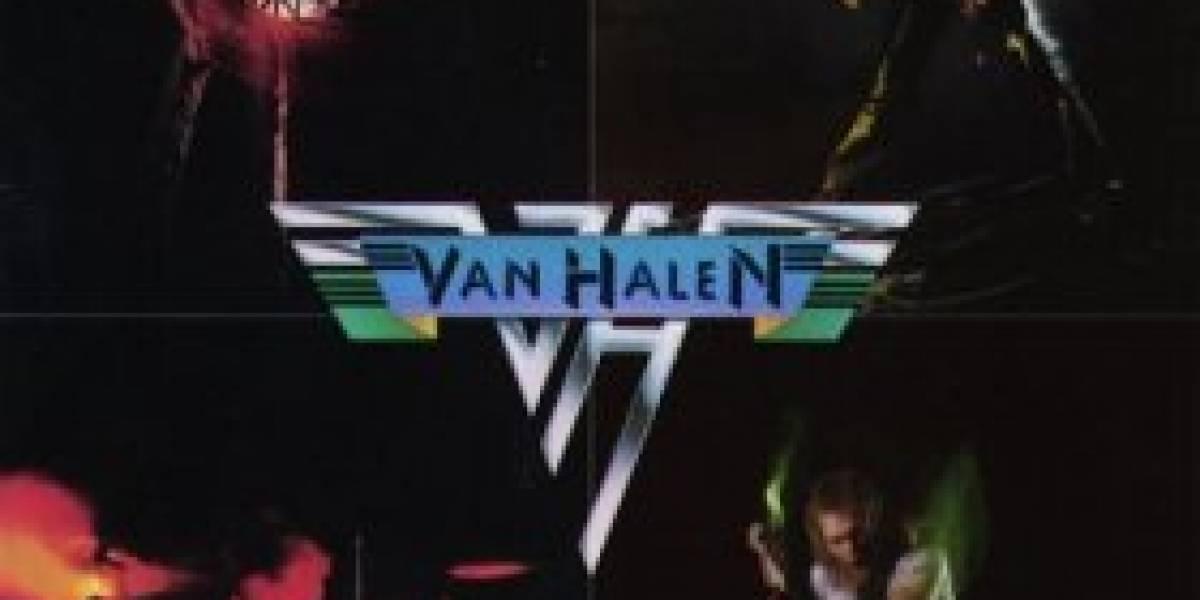 Álbum completo de Van Halen a sólo USD$2 en Amazon