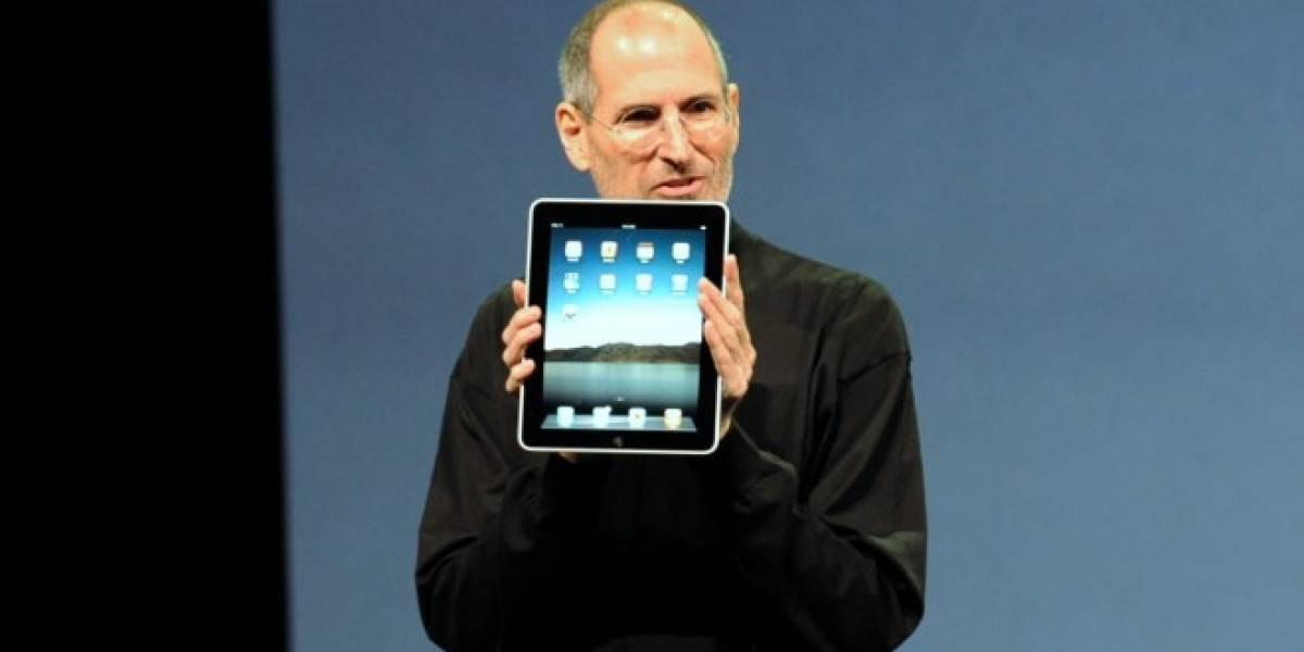 Apple realizará un evento sobre el iPad el próximo 16 de octubre