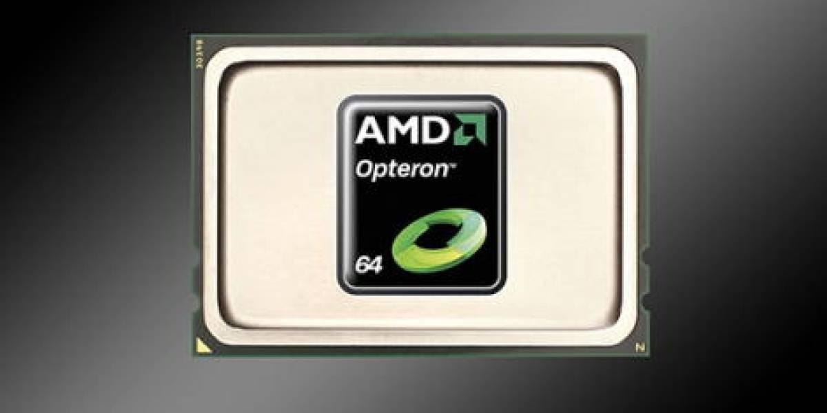AMD Opteron 4000 series hace su llegada