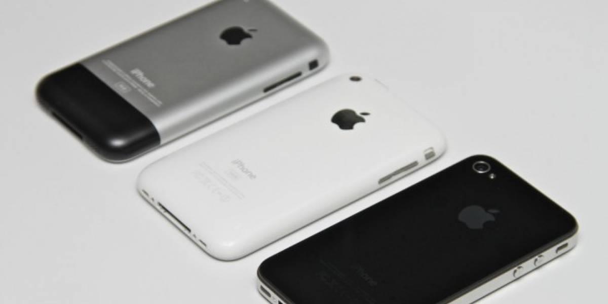 Apple realizó cambios de última hora en la pantalla del iPhone 6