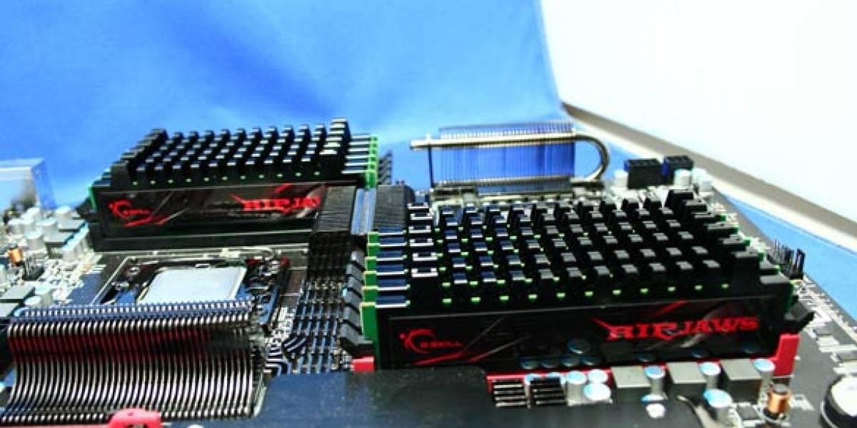 G.Skill presenta kit de 48GB de memorias RAM