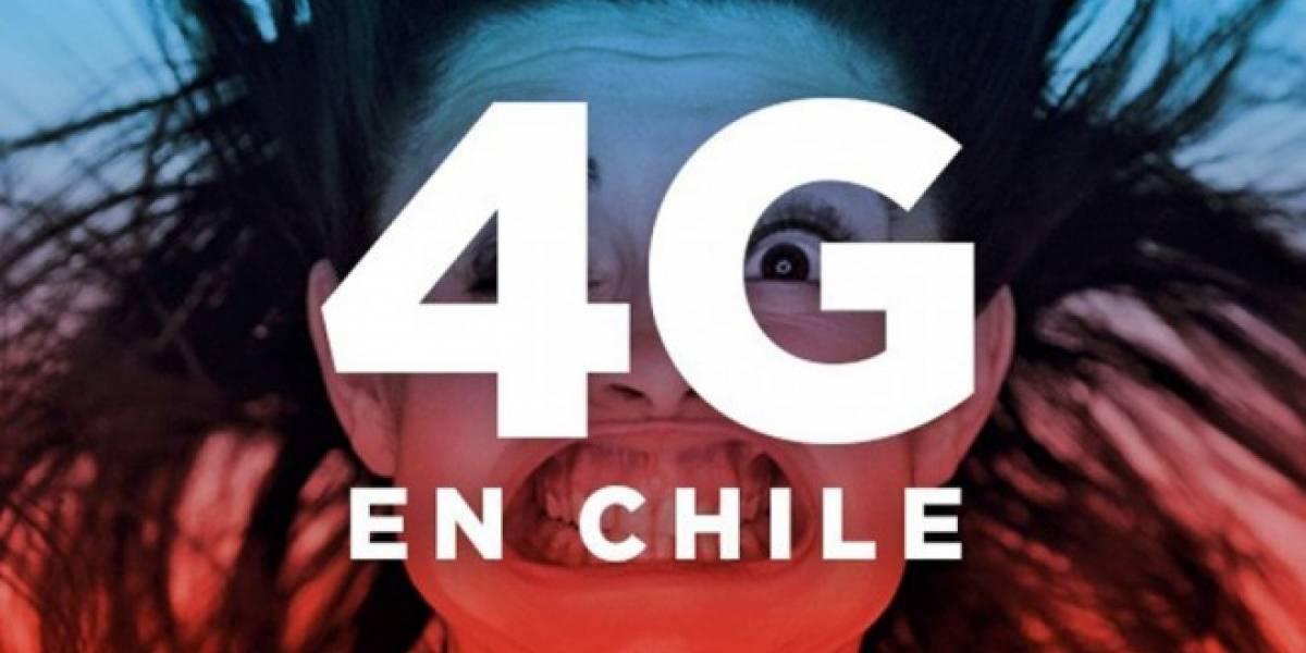 Chile cerrará este 2014 con más de medio millón de conexiones 4G LTE