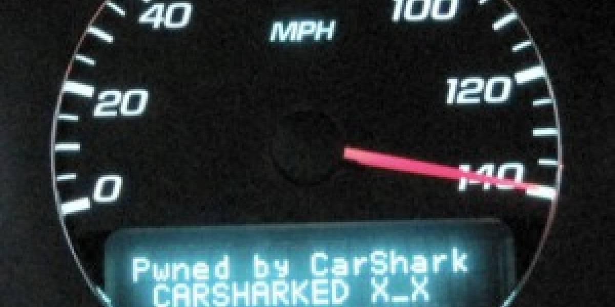 Hackean computador de un auto vía inalámbrica