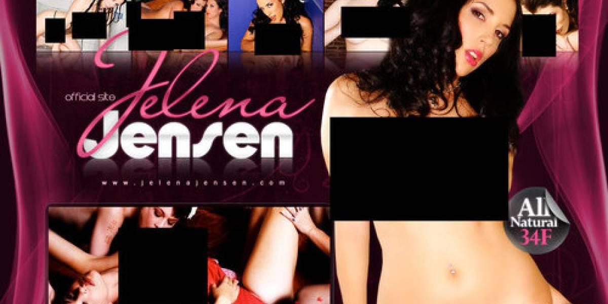 Jelena Jensen: pornstar de día, programadora de noche