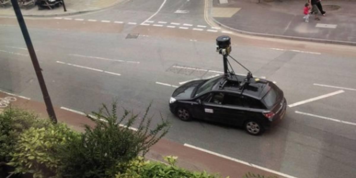 CNIL: Google Street View capturó contraseñas de correos