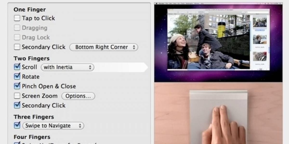Magic Trackpad podría marcar el comienzo del fin para Mac OS X