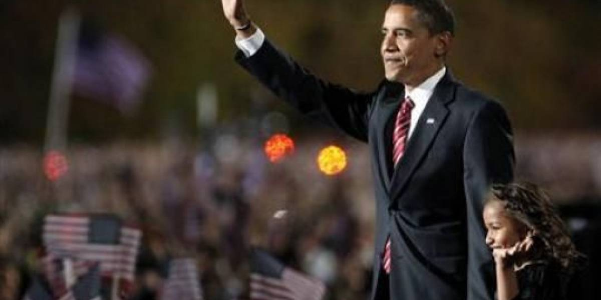 El triunfo de Obama marca record en Internet