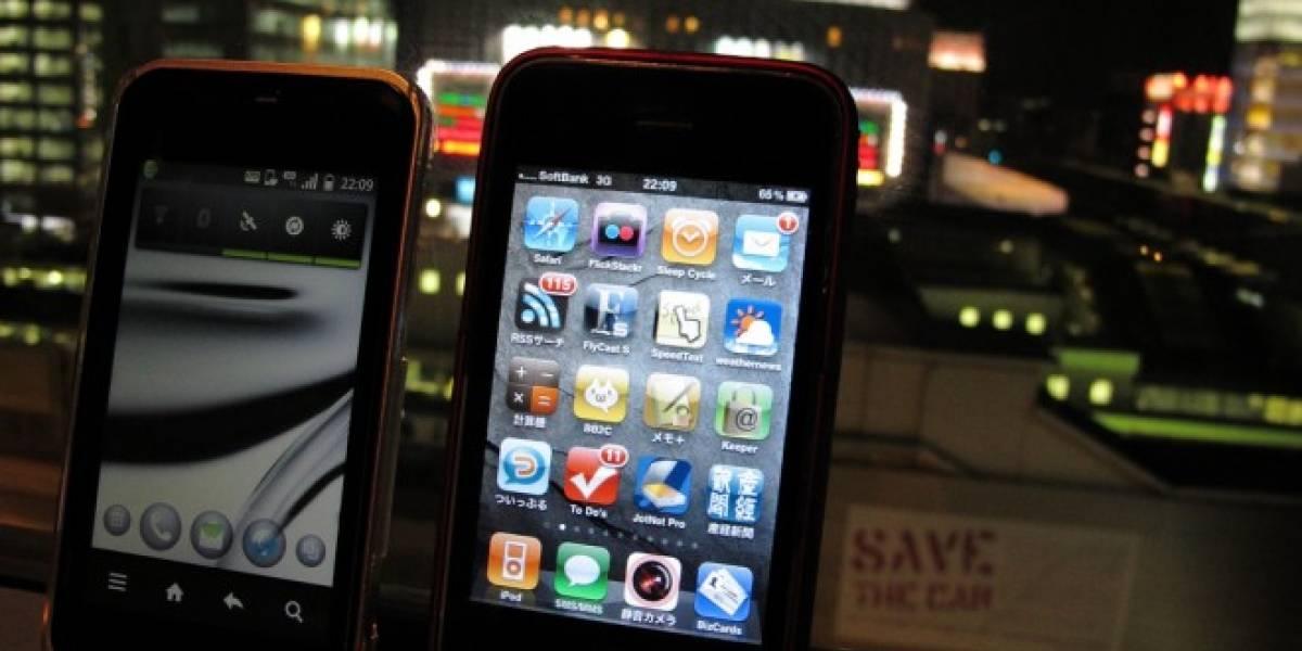 Android finalmente supera a iOS en cuota de tráfico de publicidad móvil