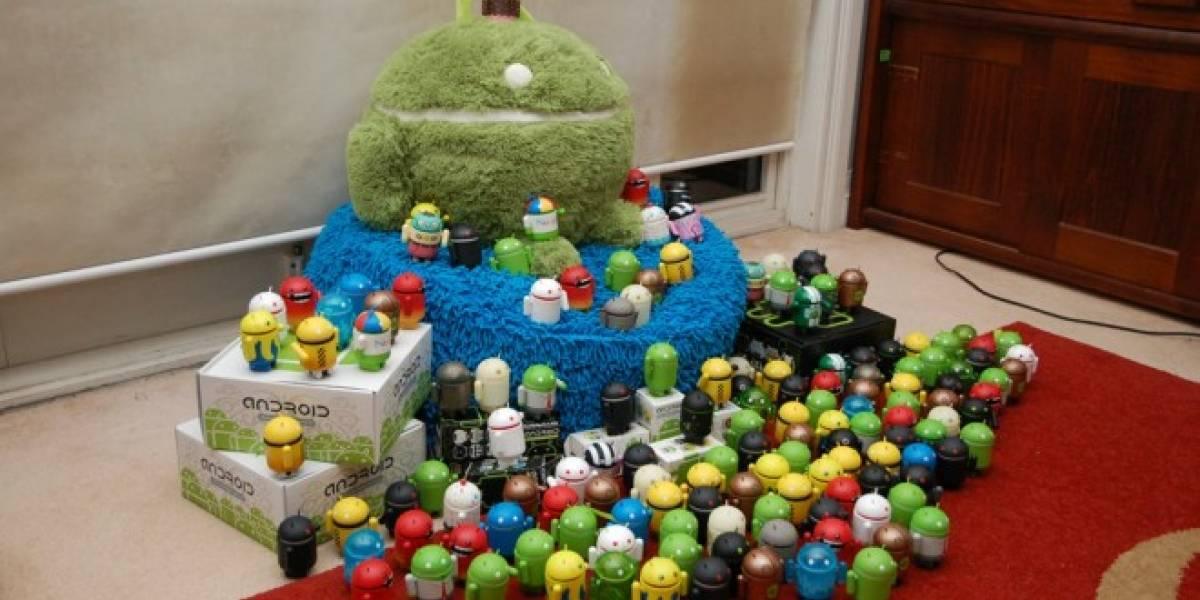 Android está presente en más de mil millones de smartphones enviados en 2014
